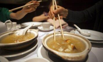 Kiniškas maistas, kinų restoranas