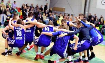 Klaipėdos Vlado Knašiaus krepšinio mokyklos komanda