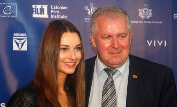 Arvydas Anušauskas ir Lina Anušauskienė