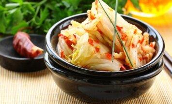 G. Gum pasiūlymas organizmo valymui: kimči – korėjietiškai fermentuotos daržovės