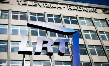 LRT headquarters in Vilnius