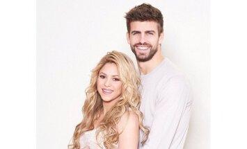 Shakira su mylimuoju Gerardu Pique