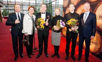 Operos ir baleto Švyturių apdovanojimai