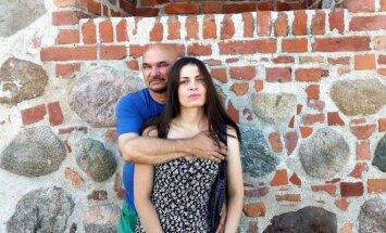 Arvydas Vilčinskas su Rūta