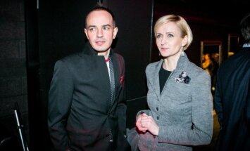 Egidijus Sidaras ir Jolanta Mikalajūnienė