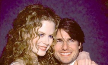Tomas Cruise'as ir Nicole Kidman