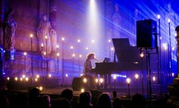 Alinos Orlovos koncertas