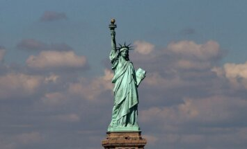 Statue of Freedom in the USA