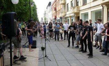 Gatvės muzikos diena Kaune