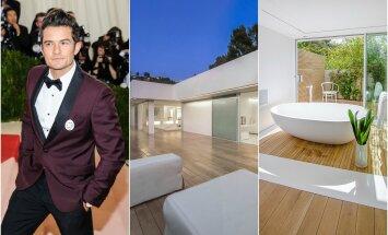 Orlando Bloomas nusipirko naują namą už 7 mln. dolerių