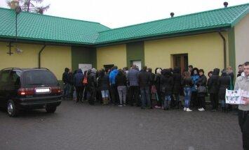Apsipirkinėjimas Lenkijoje