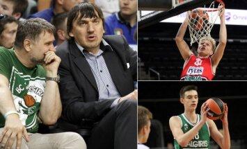 Lietuvoje krepšinio paslapčių mokosi ir jaunimas iš užsienio