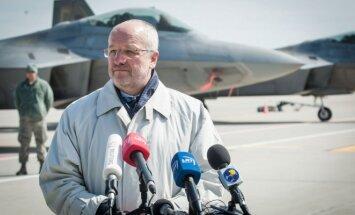 Defence Minister Juozas Olekas