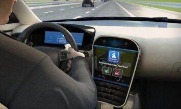 Autonominio vairavimo sąsaja