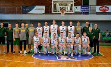 Lietuvos U20 vaikinų krepšinio rinktinė
