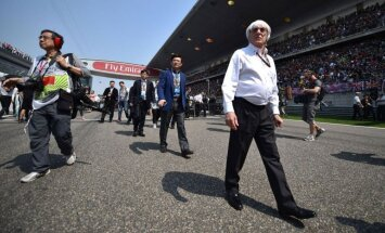 Bernie Ecclestone'as