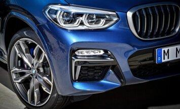 Spartanburge surenkami populiarūs BMW visureigiai