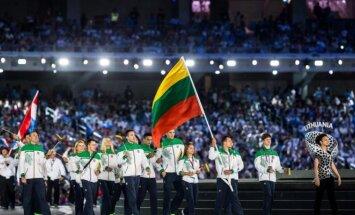 Europos žaidynių atidarymo ceremonija