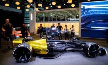 Renault ateities modelis