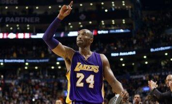 Kobe Bryantas USA Today Sports/Scanpix nuotr.