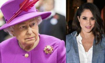 Karalienė Elžbieta II, Meghan Markle