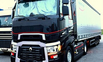 Renault Trucks Range T High Sleeper Maxispace