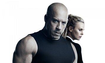 Filmas Greiti ir įsiutę 8, Vin Diesel ir Charlize Theron