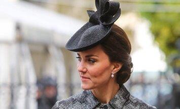 Kate Middleton kuodelis
