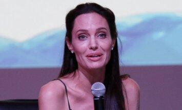 Angelina Jolie Kambodžoje