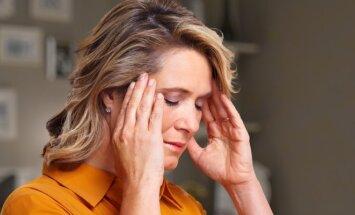 Gydytojas perspėja, kad sergančiųjų epilepsija tik daugės