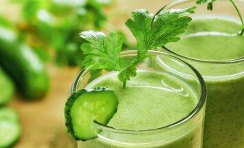 Gėrimas, padedantis tirpinti pilvo riebalus