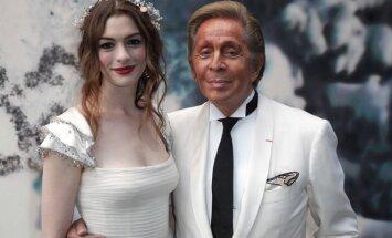 Anne Hathaway, Valentino Garavani
