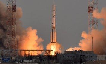 Proton raketos paleidimas