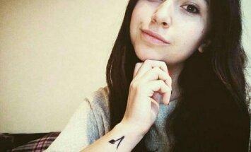 Viktorijos tatuiruotė