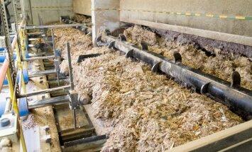 Aplinką kur kas mažiau teršia biokuras