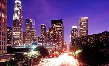 Los Andželo gidas