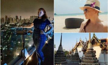 Donatos Virbilaitės kelionė į Tailandą