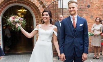 Eglės Daugelaitės ir Dominyko Kryževičiaus vestuvės