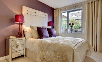 Paprasti būdai, kaip paversti miegamąjį kambarį prabangos salele