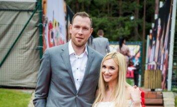 Darius Songaila ir Gintarė Sabeckaitė