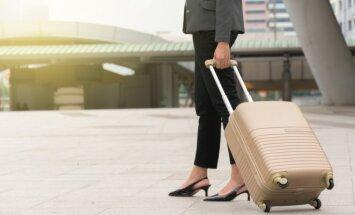 Išmanusis lagaminas – svarbiausias daiktas kelionėje