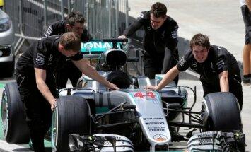 Mercedes komandos laukia rimti iššūkiai