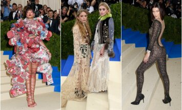 Rihanna, seserys Olsen bei Bella Hadid
