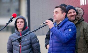 Mindaugas Papinigis, Petras Gražulis, Giedrius Savickas