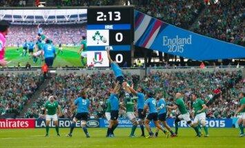 Airijos ir Italijos regbio rinktinių rungtynės