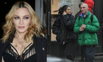 Madonna, Rocco Ritchie su drauge