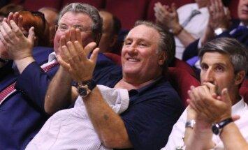 Gerardas Depardieu atidarė kultūros centrą Mordvijoje