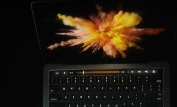 Macbook Pro pristatymas