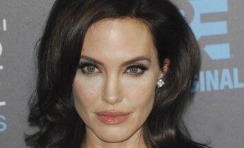Kaip pasidaryti A. Jolie makiažą vos per kelias minutes?
