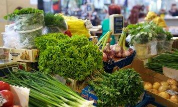 Ištyrė turgelyje pirktas daržoves: kokios gali susargdinti